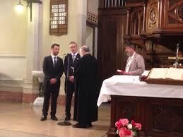 Unioni civili, nozze gay benedette nella chiesa valdese