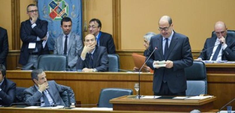 Mafia capitale, la relazione di Zingaretti: