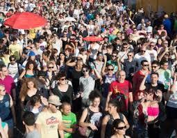 Roma pride, sfila l'orgoglio gay: