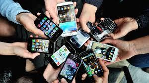 L'uso di smartphone per salvare la memoria