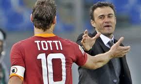 Finale Champions, Totti torna a Berlino su invito di Luis Enrique