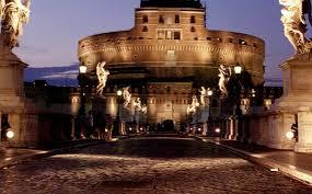 Castel Sant'Angelo, splendono gli affreschi e i cammini incontrano il Giubileo