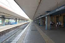 Lido Ostia centro stazione