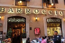 Mafia, la Dia sequestra il ristorante il Barroccio: aperto ma in amministrazione controllata