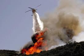 Grottaferrata, incendio nella sterpaglia: distrutto il monte Tuscolo
