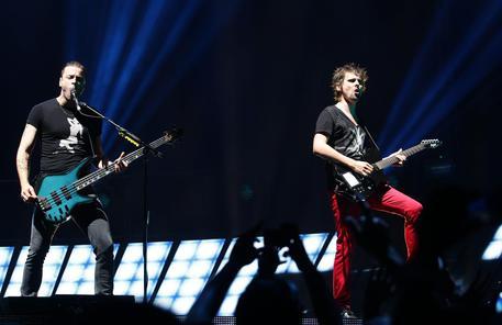 Il ritorno dei Muse al Rock in Roma per suonare il loro progressive