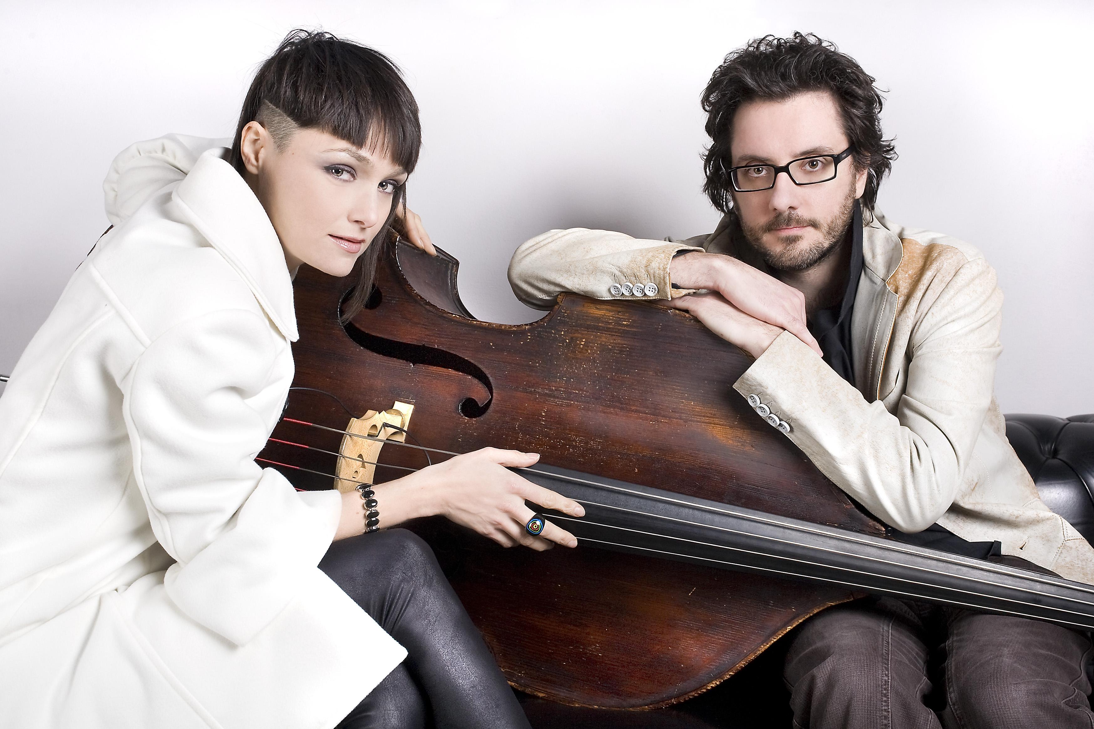 MUSICA NUDA con Petra Magoni & Ferruccio Spinetti. In concerto a Roma per il Festival Eutropia