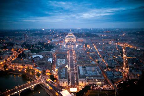History racconta la bellezza segreta della Capitale