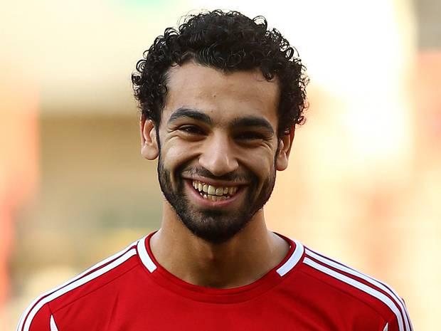 Roma, ecco Salah: la squadra al lavoro a Trigoria