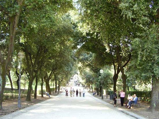 Villa Borghese, due viali intitolati a Oreste Lionello e ai fratelli D'Inzeo