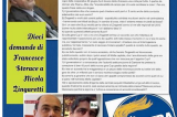 Mafia capitale, Storace e le 10 domande a Zingaretti via facebook