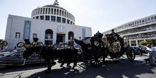 Casamonica, per il funerale show richiesta di archiviazione nei confronti delle istituzioni