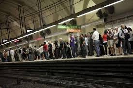 Metro, l'sos di Salè: