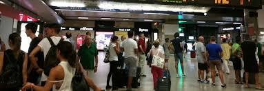 Nubifragio Firenze, passeggeri assistiti a Termini. Marino chiama Nardella: