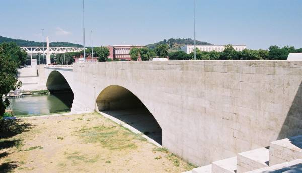 Ponte duca d'Aosta, minaccia di buttarsi: salvato in extremis
