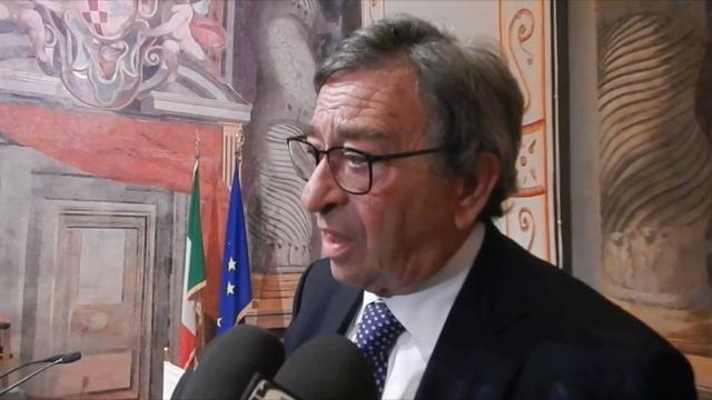 Fiumicino, sopralluogo del presidente Enac: