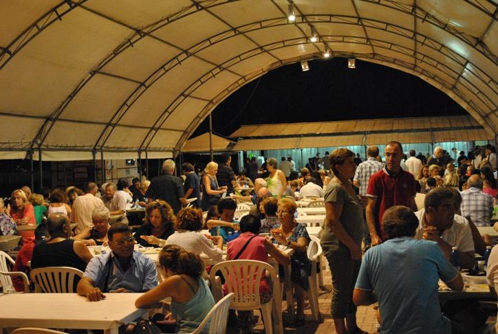 Spaghettongola di Fiumicino: 10mila piatti serviti