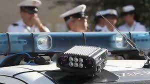 Street control, via libera alle multe con la telecamera sulle auto della polizia