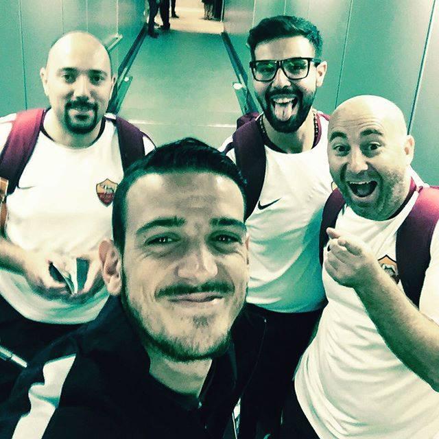 Champions, contro il Bate la Roma ritrova Florenzi e Szczesny. Giallorossi partiti per Minsk