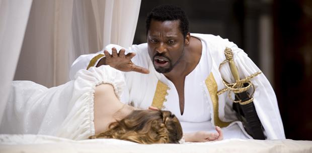 Al Globe Theatre di Villa Borghese Shakespeare è di scena con l'Otello