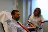 """Donazione di sangue, Storace attacca ancora: """"Marino ha violato le regole"""""""