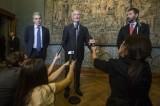 """Mafia capitale, Marino e Gabrielli contro il ministro Alfano: """"La fotografia di Roma è datata 2014""""  Sabella: """"Ruotato il 30% dei dirigenti"""""""