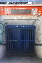 Flaminio, chiusa la stazione della Metro A per un principio di incendio: nessun ferito