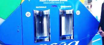 Fiumicino, arriva il nasone hi-tech: acqua gratis h24