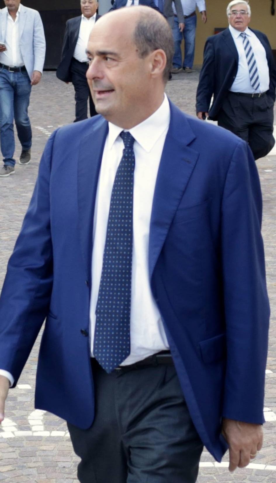 """Zingaretti: """"Patto con la Sapienza con la solitudine dei giovani e per l'offerta formativa&quot..."""