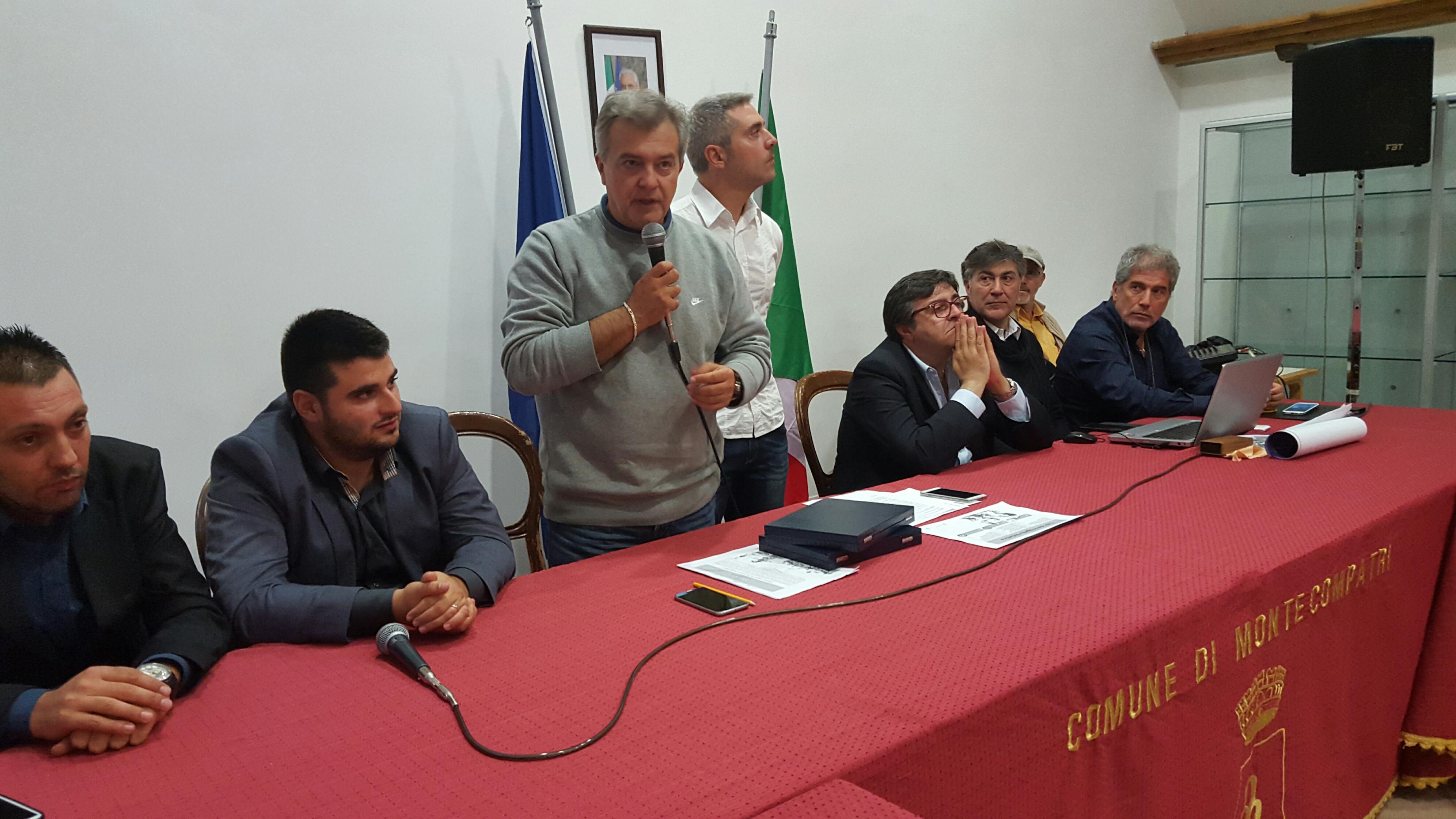Calcio, presentata l'Academy football club di Monte Compatri: siglato l'accordo con il Frosinone