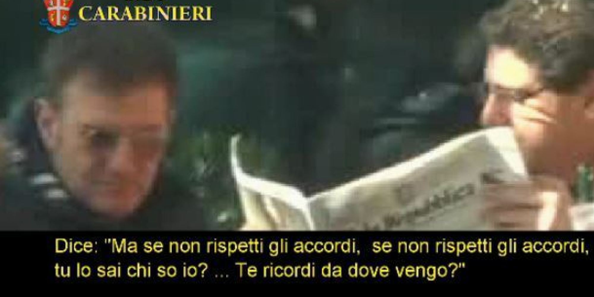 Mafia capitale, contatti tra Buzzi e Carminati già dal 2012