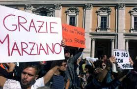 Dimissioni Marino, il popolo di Ignazio: