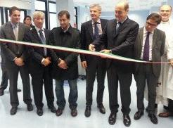 Giubileo, Zingaretti inaugura il pronto soccorso dell'ospedale Pertini
