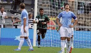 Lazio superata dal Sassuolo: la squadra di Di Francesco è da piani alti