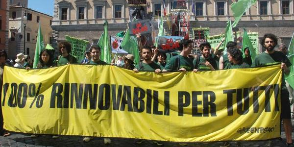 Marcia per la terra, in migliaia in corteo nella Capitale