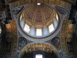 San Carlo ai catinari, restaurati la cupola e il lanternino