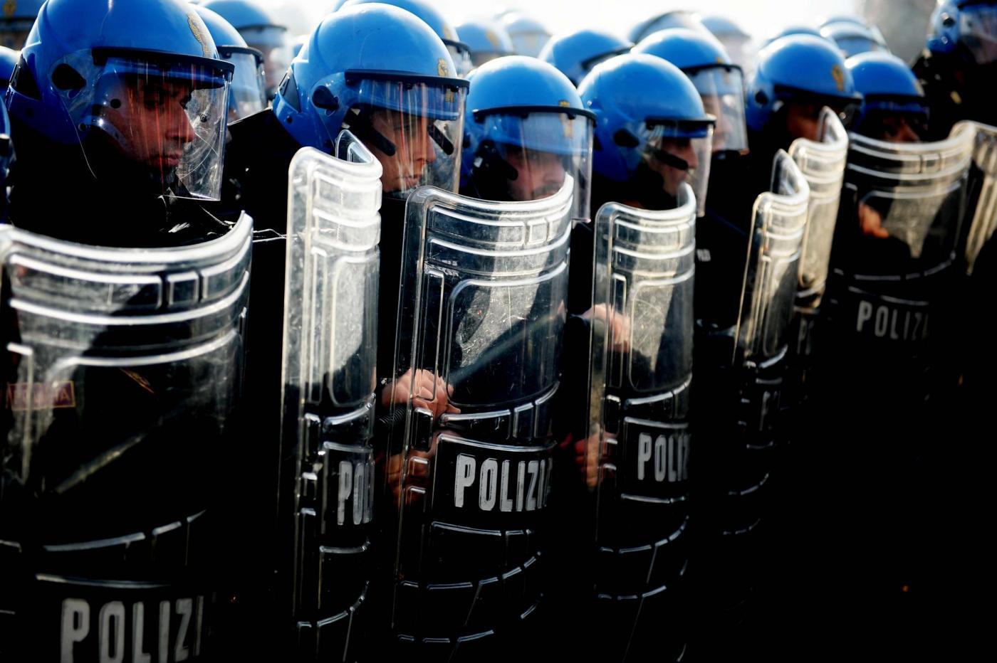 Per il derby di Roma massima allerta: mille agenti e zona rossa per una sfida ad alta tensione