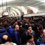 Metro B, pochi treni sui binari: ritardi sulle corse. Roma tpl, quarto giorno di protesta per il rit...