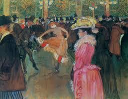 La belle epoque di Toulouse-Lautrec a Roma