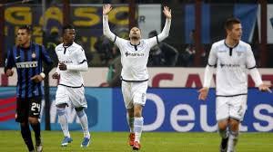 Impresa Lazio contro l'Inter: super Candreva e follia Melo