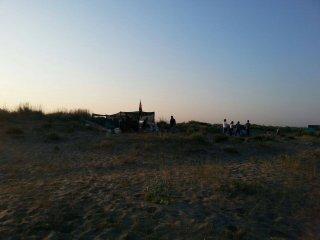 Fiumicino, stop erosione: al via la riqualificazione delle dune di Focene
