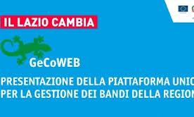 Lazio, arriva Gecoweb: il portale per l'accesso ai bandi Ue
