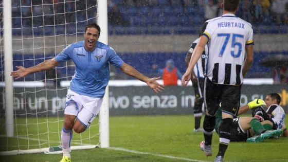 Coppa Italia, la Lazio elimina l'Udinese e Pioli respira trovando i quarti