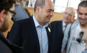 Workshop di economia con Zingaretti e il ministro Padoan