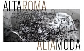 AltaRoma, la Dea Atena di Renato Balestra