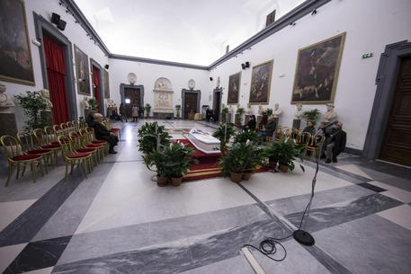 Pampanini, camera ardente in Campidoglio: venerdì i funerali