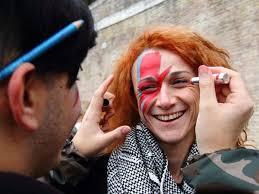 David Bowie, un flash mob per omaggiare il Duca bianco