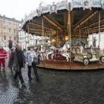 Scoppia il caso del mercatino di Piazza Navona, la Finanza in Campidoglio