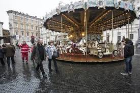 Festa  Befana, Tronca in sopralluogo a piazza Navona