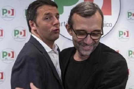 Renzi a evento Giachetti il Primo giugno. Raggi lo attacca: 'scandaloso'